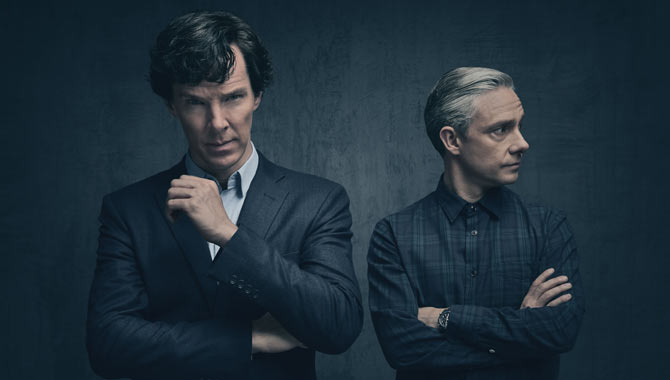 Benedict Cumberbatch Isn't Against A Female Sherlock Holmes