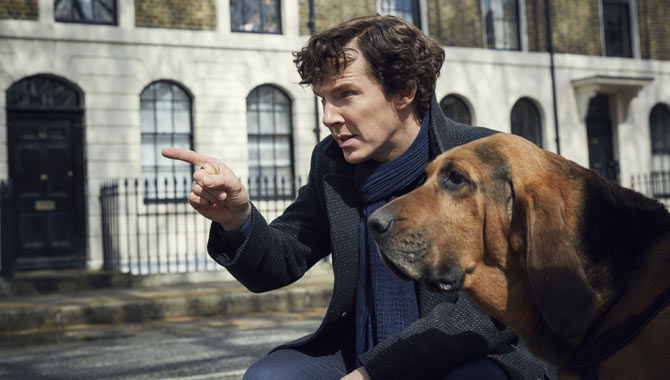 The fourth season of 'Sherlock' may have been the show's last