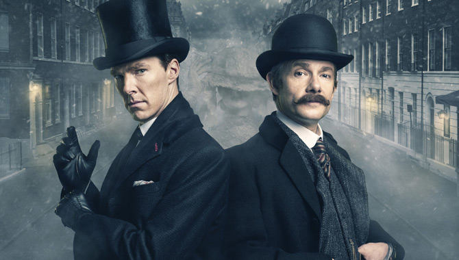 'Sherlock' Special Draws Largest TV Audience During Festive Period