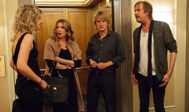 Owen Wilson and others in She's Funny That Way