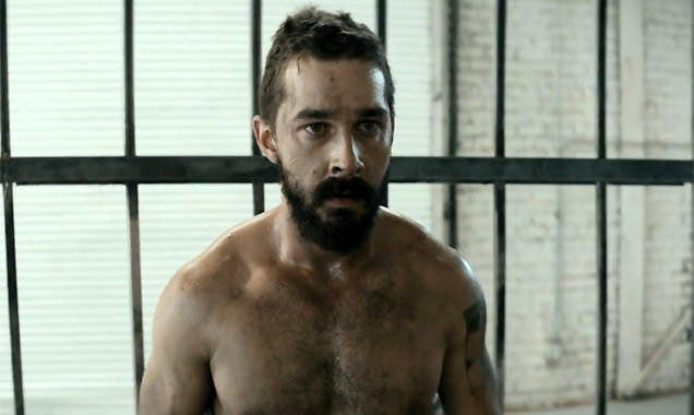 Shia LaBeouf in 'Elastic Heart'