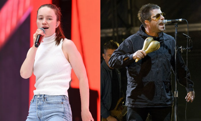 Sigrid/Liam Gallagher - PA Images