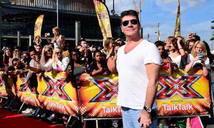 Simon Cowell at X Factor auditions in 2015 / Photo Credit: Ian West/PA Archive/PA Images