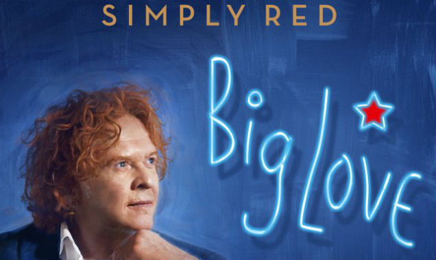 Simply Red - Big Love album cover