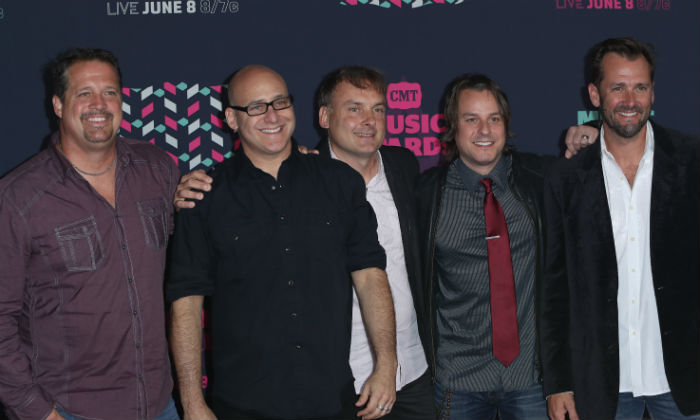 Sister Hazel at the 2016 CMT Music Awards