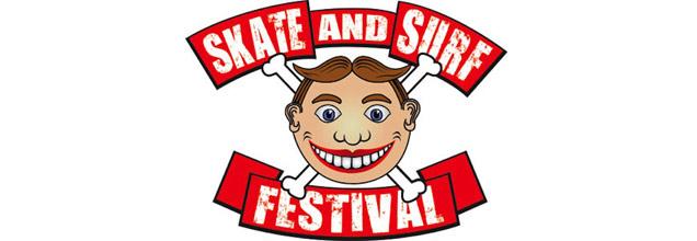 Skate And Surf Logo