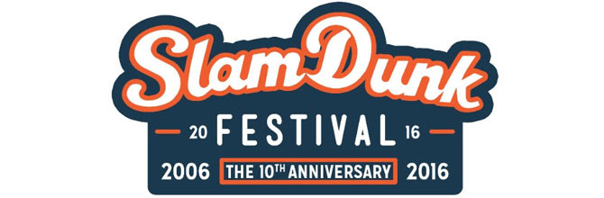 Slam Dunk 2016 logo