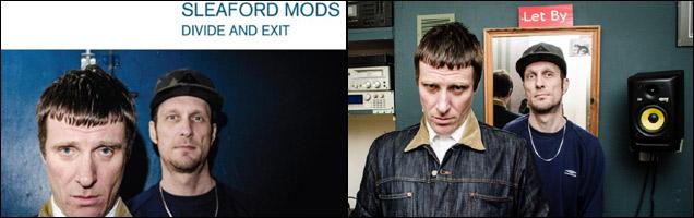 Sleaford Mods - Divide & Exit
