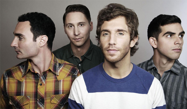LA band Smallpools
