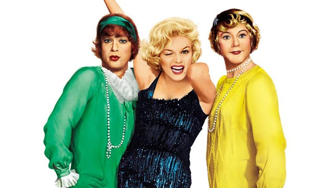 Movie Of The Day: 'Some Like It Hot' Starring Marilyn Monroe