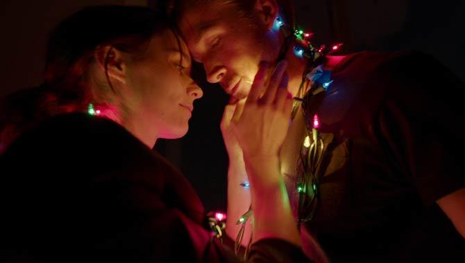 Ryan Gosling and Rooney Mara