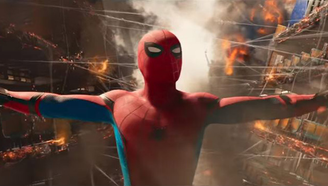 "Tom Holland Excited To Explore ""Boy To Man"" Adventure After 'Spider-Man: Homecoming'"