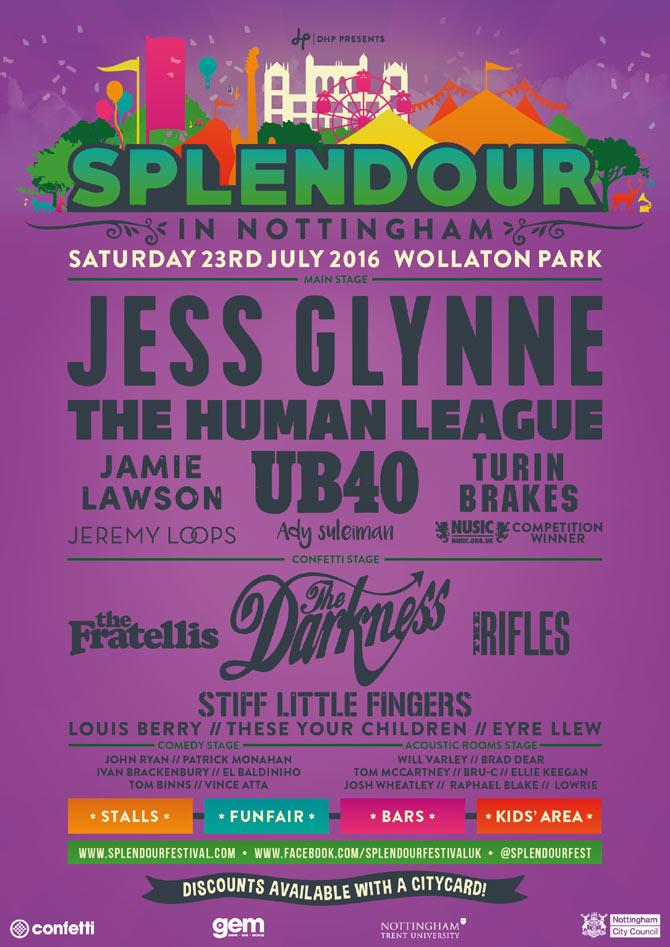 Splendour Festival 2016 - Preview