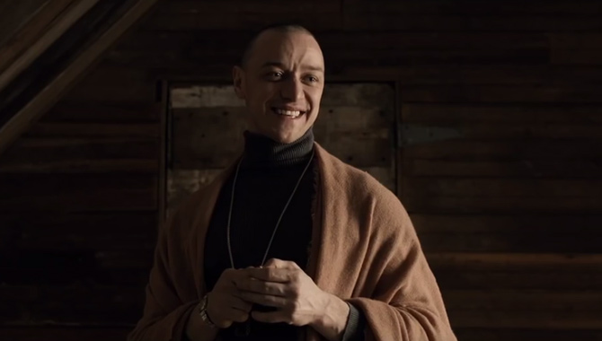 James McAvoy Has 24 Characters To Play In Psychological Horror 'Split'