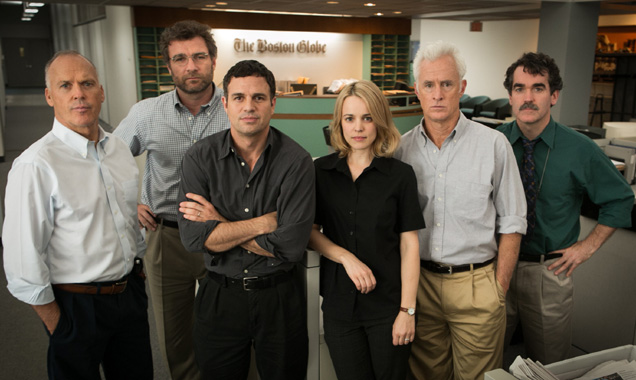 Spotlight Was A Passion Project For Mark Ruffalo