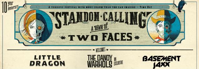 Standon Calling 2015 logo