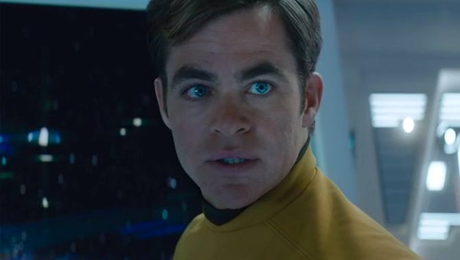 'Star Trek Beyond' Tops US Box Office But Fails To Live Up To Predecessors