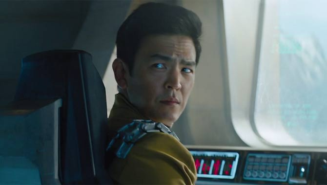 Simon Pegg And George Takei Disagree Over Sulu Being Portrayed As Gay In 'Star Trek Beyond'