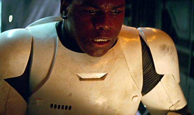 John Boyega stars as Finn