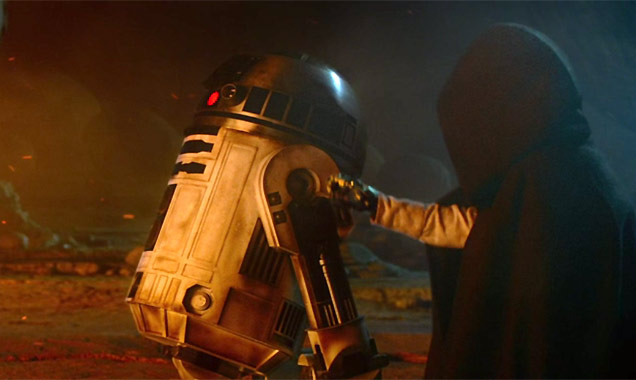 R2D2 is set to return