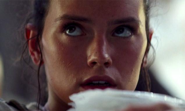 British actress Daisy Ridley stars as Rae