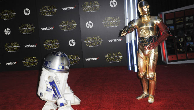 R2D2 and CP3O