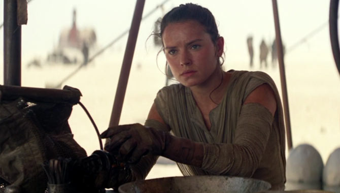 Has The Title Of The Next 'Star Wars' Instalment Been Accidentally Revealed?