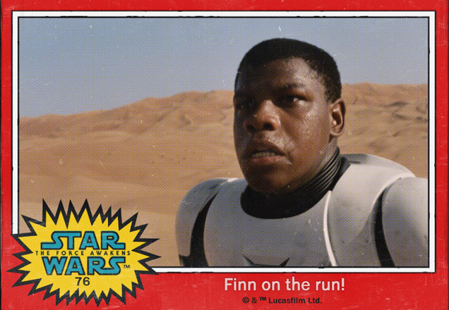 John Boyega 'Couldn't Care Less' About Black Stormtrooper Criticism