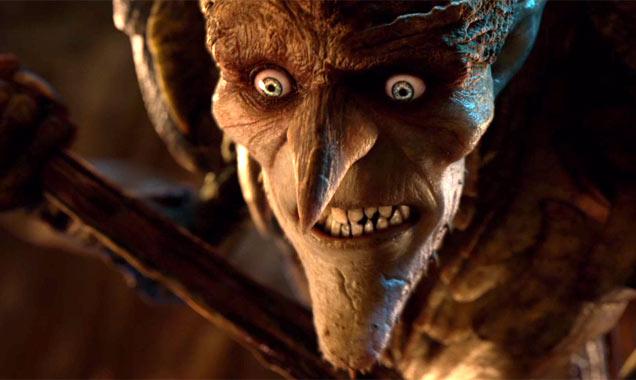 Alan Cumming plays the Bog King in 'Strange Magic'
