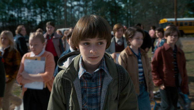 Noah Schnapp's Will is back with family and friends in Season 2
