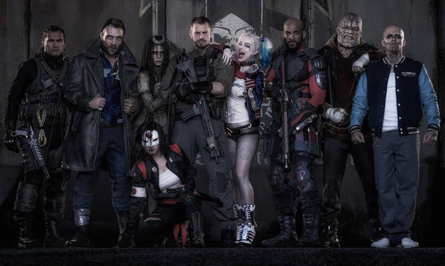 First 'Suicide Squad' Trailer Debuts At Comic Con And Leaves Fans Wanting More