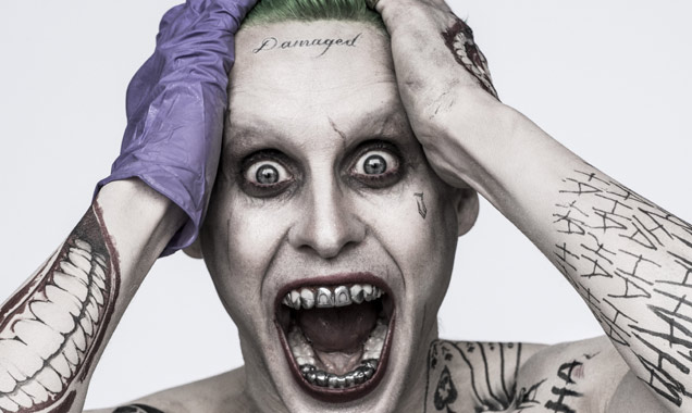 Jared Leto Knows He's Walking Upon Hallowed Ground With Joker Role