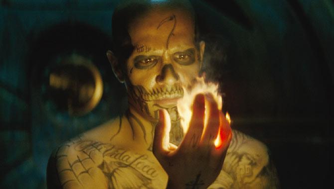 Jay Hernandez is El Diablo