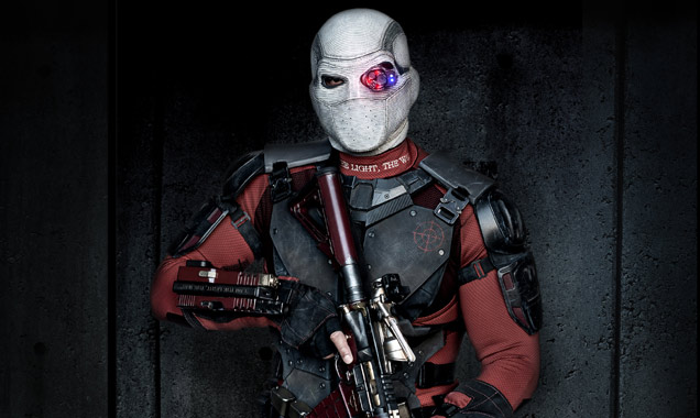 Why Will Smith Signed On To Play Deadshot In 'Suicide Squad'