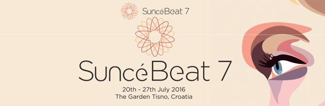 SunceBeat 7 Logo