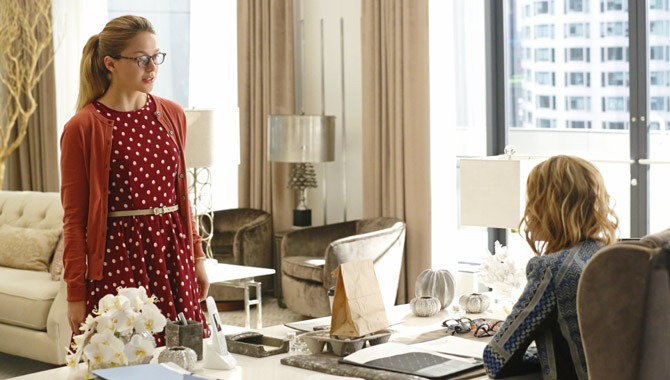 Melissa Benoist Teases 'Unbalanced' Kara Danvers In 'Supergirl' Season 3