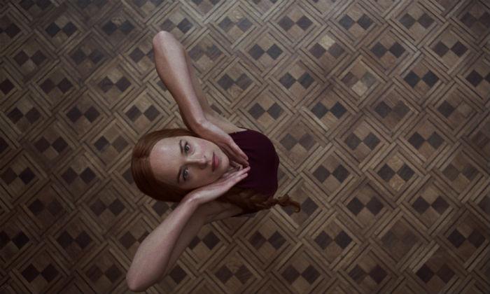 Dakota Johnson stars in Suspiria