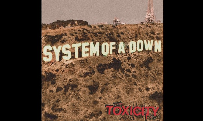 Album of the Week: System of a Down brings us 19 years of 'Toxicity'