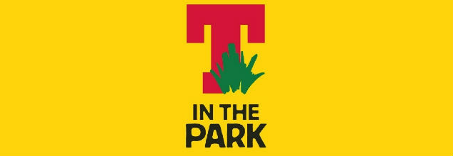 T In The Park 2015 logo