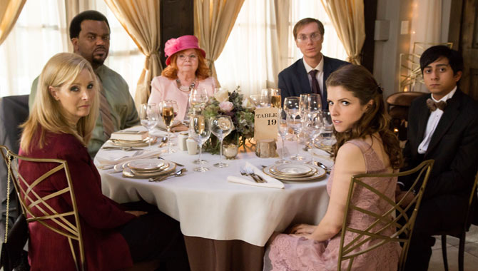 Anna Kendrick Would Rather Sit With The Losers At Table 19
