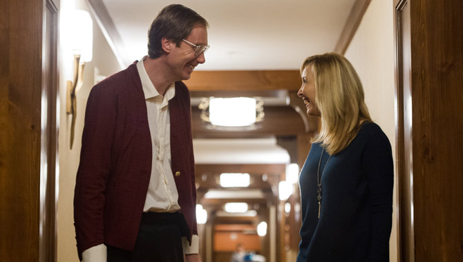 Stephen Merchant Loved Cracking Lisa Kudrow Up