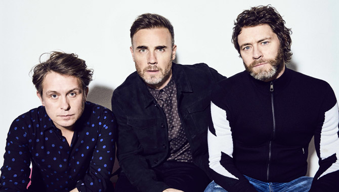 Take That broadcast their London O2 show next month