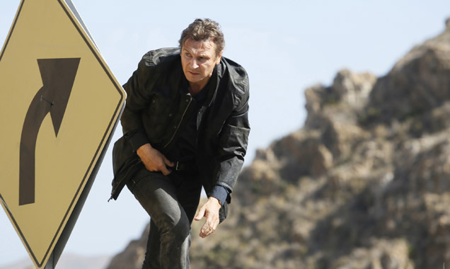 Liam Neeson in 'Taken 3'