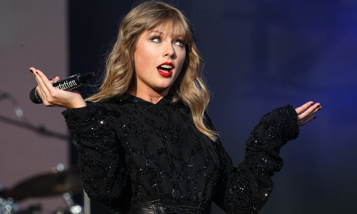 Taylor Swift at Radio 1's Biggest Weekend