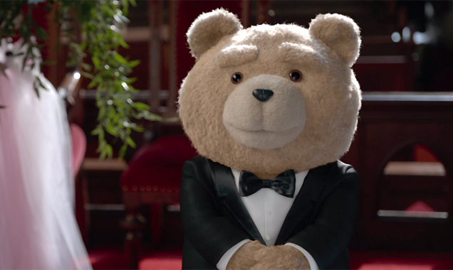 Seth Macfarlane Didn't Make 'Ted 2' To Shock Anyone