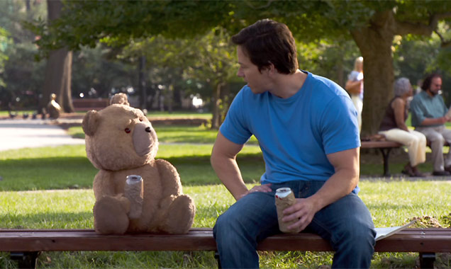 'Ted 2' Gives Mark Wahlberg A Chance To Get Crazy