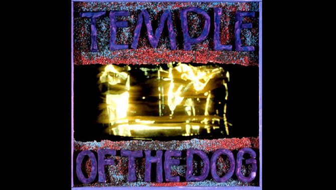 Soundgarden And Pearl Jam Supergroup Temple Of The Dog Celebrate 25th Anniversary With Re-release