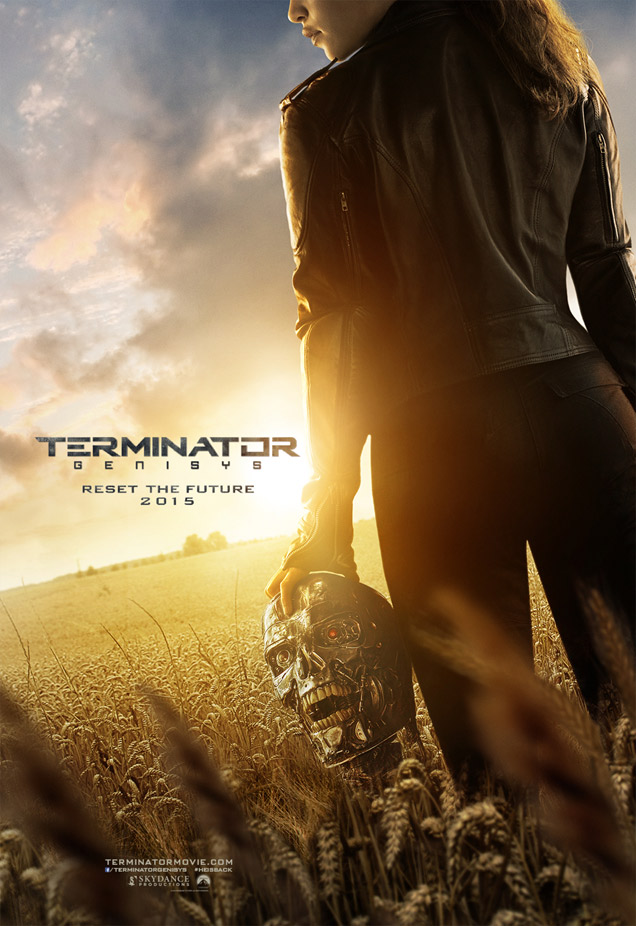 'Terminator: Genisys' poster