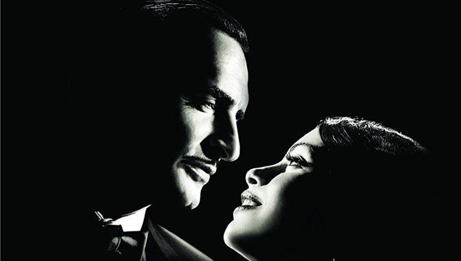'The Artist' stars Jean Dujardin and Bérénice Bejo
