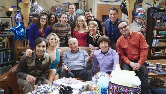 Sheldon Cooper Gets Birthday Party To Remember In 200th Episode Of 'The Big Bang Theory'